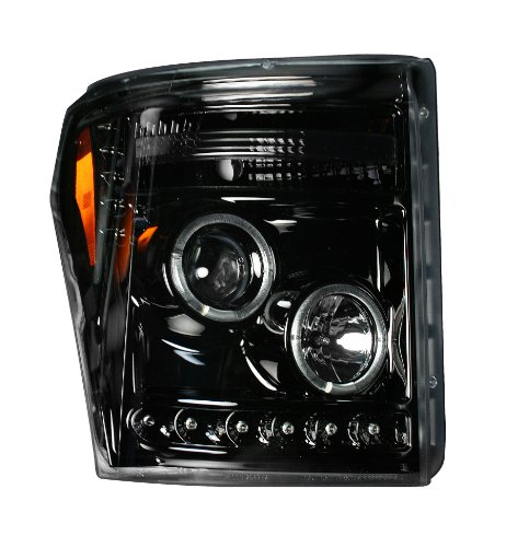RECON ACCESS 264272BKCC Projector Headlights