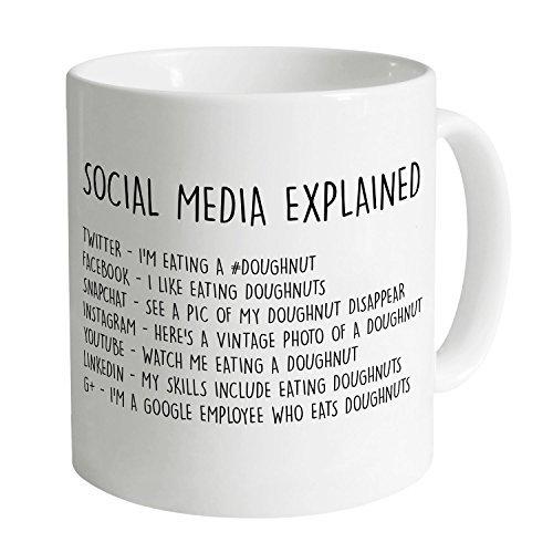 Funny Coffee Mug Social Media product image