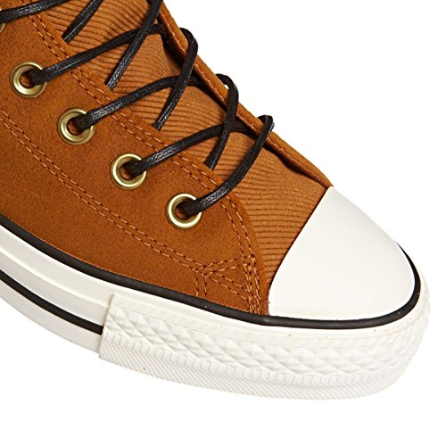 Yellow Erwachsene Sneaker All Star Leather Converse Unisex gpqWS