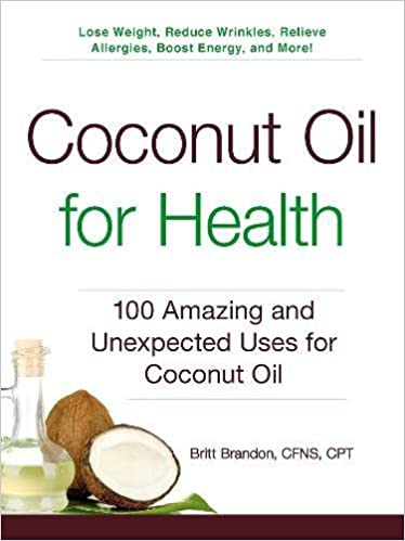 coconut oil for health book cover
