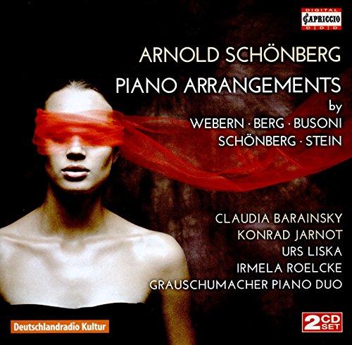 Arnold Schönberg: Piano Arrangements