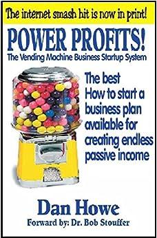vending machine business profits