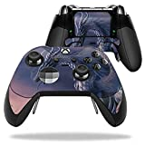 MightySkins Protective Vinyl Skin Decal for Microsoft Xbox One Elite Wireless Controller case wrap cover sticker skins Dragon Fantasy Review