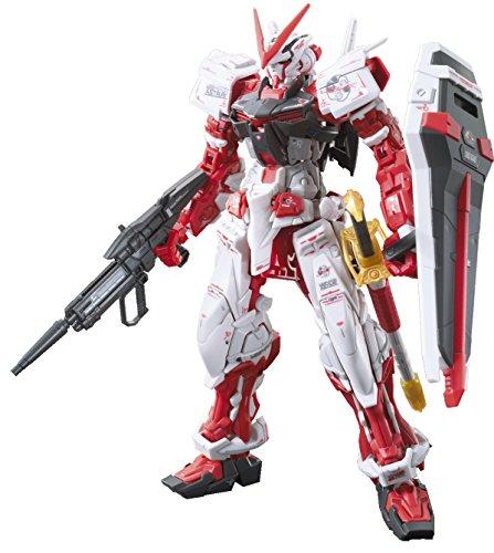 Astray Gundam Red Frame - Bandai Hobby 1/144 RG Gundam Astray Red Frame Action Figure