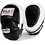 Focus Pads by Blok-IT – Train to Hit Harder, Faster, and More Accurately with These Ultra Absorbent and Perfectly Fitting Gel Focus Mitts –For Any Type Of Martial Arts Training!