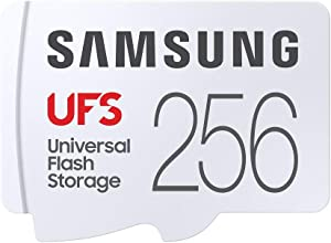 SAMSUNG UFS 256GB 500MB/s 4K UHD Universal Flash Storage (MB-FA256G/AM)