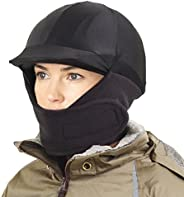 Ovation Winter Helmet Cover - Black