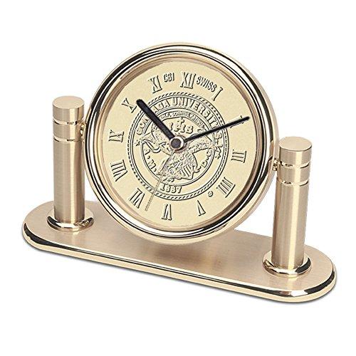 - CSI Cannon Sports Gonzaga Bulldogs Arcadia Desk Clock