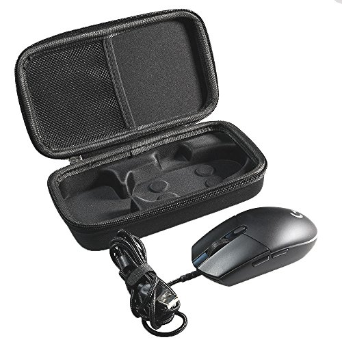 Aproca Hard Travel Carrying Case for Logitech G Pro Gaming