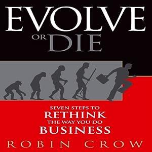 Evolve or Die Audiobook