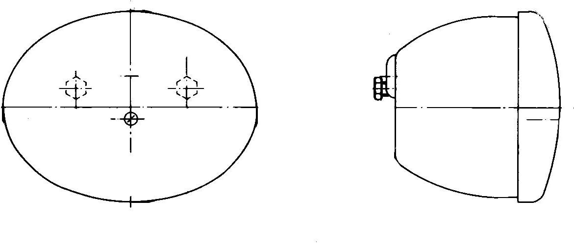 Left//Right HELLA 2ST 001 673-011 Combination Rearlight