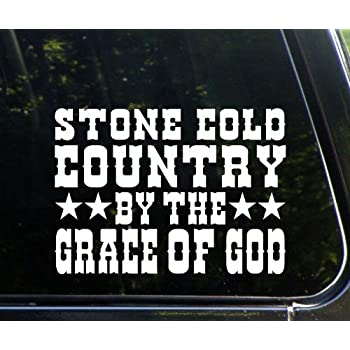 Amazoncom Redneck Life Country Boy Windshield Decal Automotive - Country boy decals for trucks