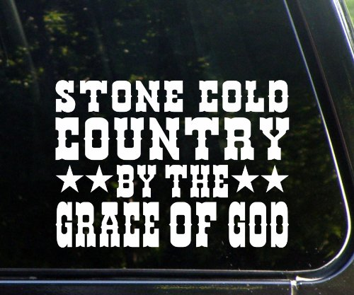 Stone Cold Country By The Grace Of God (8