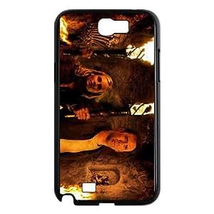 National Treasure Samsung Galaxy N2 7100 Cell Phone Case Black F2925696