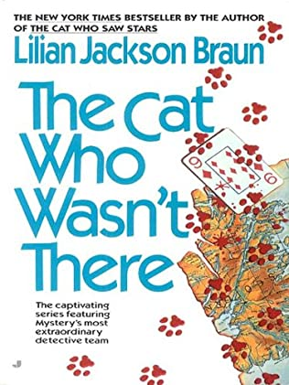 book cover of The Cat Who Wasn\'t There