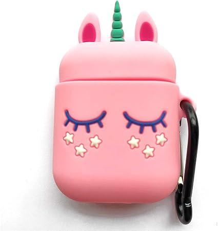 Amazon.com: Cute Unicorn Airpods Case