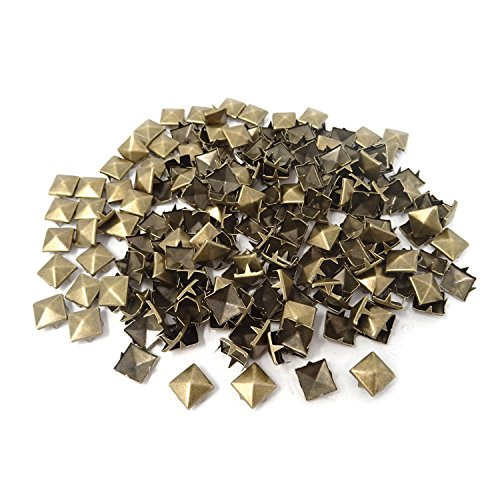 Honbay 200PCS 10mm Antique Brass Nailheads DIY Metal for sale  Delivered anywhere in USA