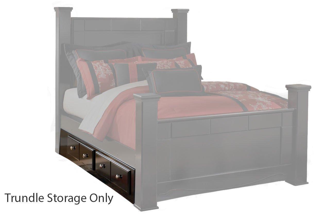 Amazoncom Ashley Furniture Signature Design Shay Queenking