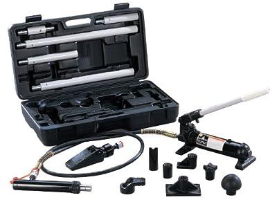 Omega 50040 Black Hydraulic Body Repair Kit - 4 Ton Capacity