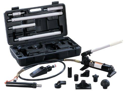 (Omega 50040 Black Hydraulic Body Repair Kit - 4 Ton Capacity)