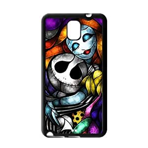 DIY Fashion The Nightmare Before Christmas High Quality Durable Hard Rubber Gel Silicon Case Cover for Samsung Galaxy Note 3
