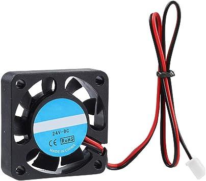 Tangxi 2PCS Ventilador de Impresora 3D, 40x40x10mm Impresor ...