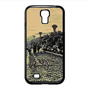 Baywalk, Puerto Princesa City Watercolor style Cover Samsung Galaxy S4 I9500 Case