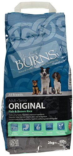 Burns Dog Food Original With Fish 2kg