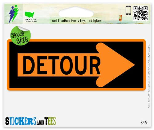 detour-sign-warning-sign-vinyl-car-bumper-window-sticker-5-x-2