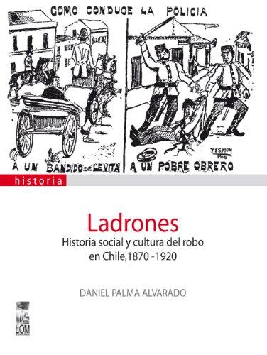 Historia social y cultura del robo en Chile, 1870-1920 (Spanish
