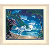 : 14x20 Traditional PBN-Moonlit Dancer