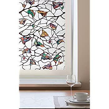 e7a478a8932 Amazon.com  Artscape New Leaf Window Film 24