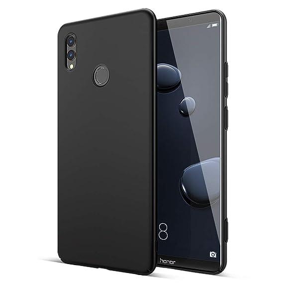 reputable site 94c7e 308cb HiZiTi Honor Note 10 Case, Thin Ultra-Slim Fit Matte Finish Hard Plastic PC  Phone Case Cover Compatible for Huawei Honor Note 10 - Black