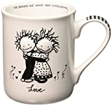 Enesco Children of the Inner Light Love Mug, 4-1/2-Inch