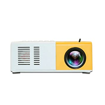Mini Proyector Portátil, 1200 lúmenes LED 1080P HD Proyector con ...