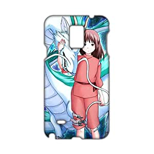 Evil-Store Spirited Away 3D Phone Case for Samsung Galaxy Note4
