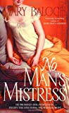 No Man's Mistress, Mary Balogh, 0440236576