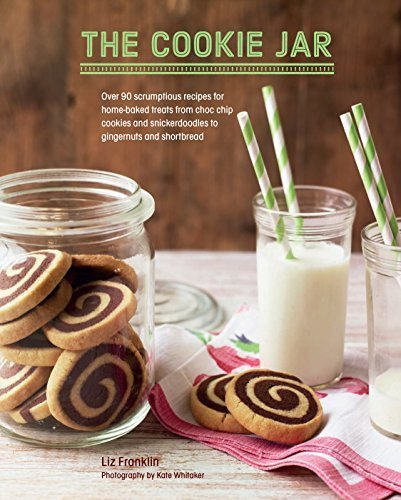The Cookie Jar: Over 90 scrumptious recipes for home-baked treats from choc chip cookies and snickerdoodles to gingernuts and shortbread by Liz Franklin (2015-08-15) Choc Shortbread