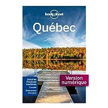 Québec - 8 ed (Guides de voyage) (French Edition)