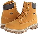 Lugz Men's Empire Hi WR Thermabuck Boot, Golden