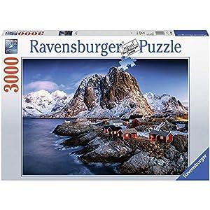 Ravensburger Hamnoy Lofoten Puzzle 3000 Pezzi 17081