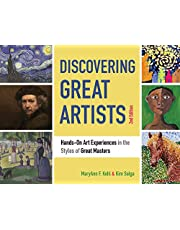 Discovering Great Artists: Hands-On Art Experiences in the Styles of Great Masters