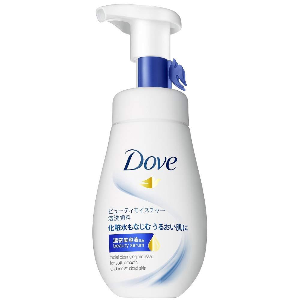 ダヴ ビューティモイスチャー クリーミー泡洗顔料のサムネイル