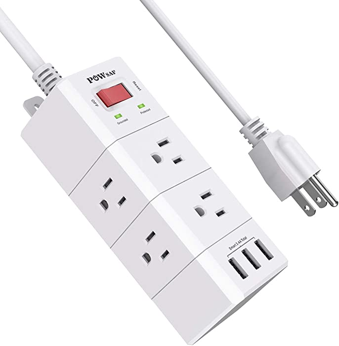 Top 10 Ge Pro Extension Cord With Surge