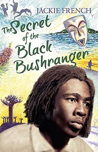 book cover of The Secret of the Black Bushranger
