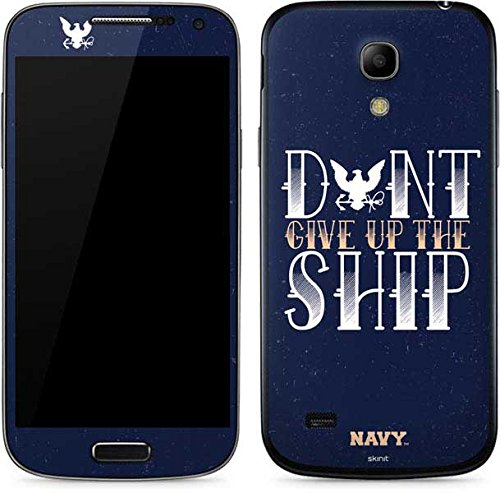 (US Navy Galaxy S4 Mini Skin - Dont Give Up The Ship Vinyl Decal Skin For Your Galaxy S4 Mini)