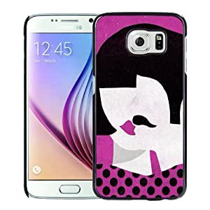 Fashion DIY Custom Designed Samsung Galaxy S6 Phone Case For Vintage Abstract Art 02 Phone Case Cover