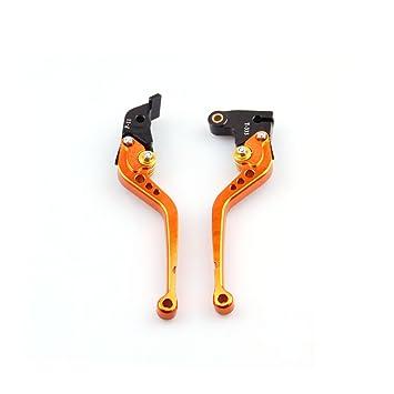MFS Motor ajustable CNC freno palancas de embrague para kawaksai ZX7R ZX7RR ZX9 ZX1100 ZX-