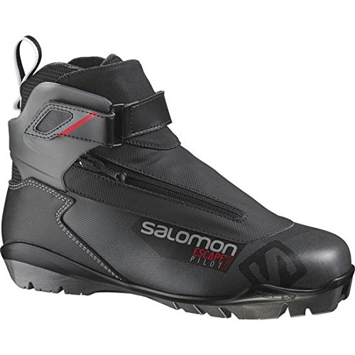 Boot Pilot 7 (Salomon Escape 7 Pilot CF XC Ski Boots Mens Sz 9.5)