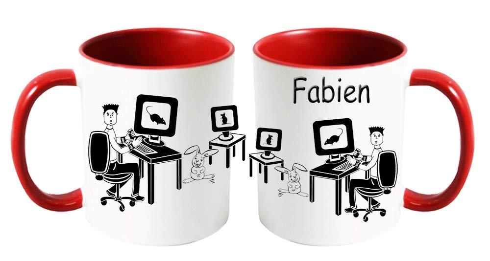 FABIAN nom Mug